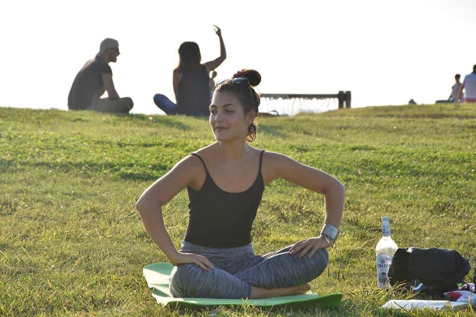 Photo de Esther, professeur de yoga au Dojo Aloha