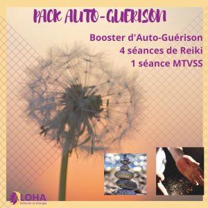 PACK AUTO-GUERISON