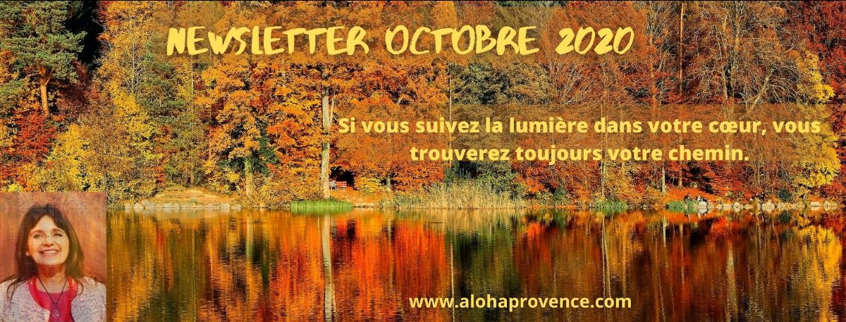 Newsletter octobre 2020